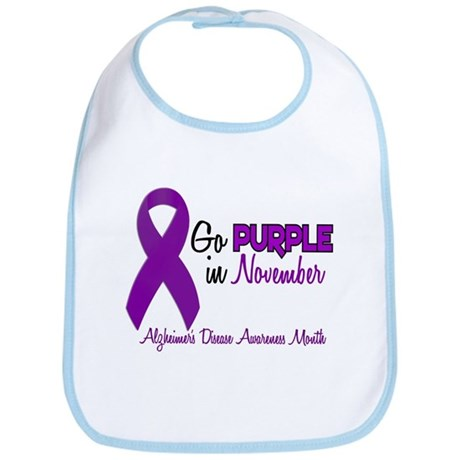 Alzheimers Awareness Month 1.2 Bib