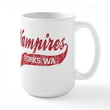 Forks Washington Vampires Mug