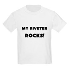 MY Riveter ROCKS! T-Shirt