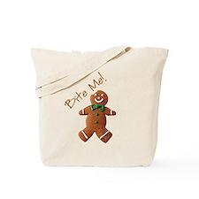 Cute Bite me Tote Bag
