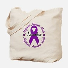 Alzheimers Awareness Month 1.3 Tote Bag