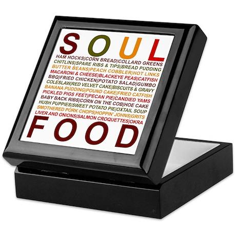 Soul Food II Keepsake Box