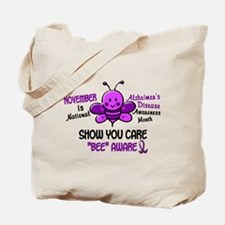 Alzheimers Awareness Month 4.1 Tote Bag
