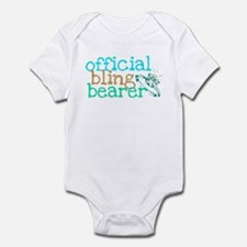 Official Bling Bearer Green Infant Bodysuit