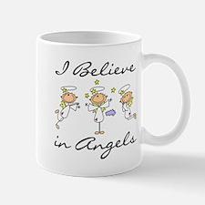I Believe in Angels Mug