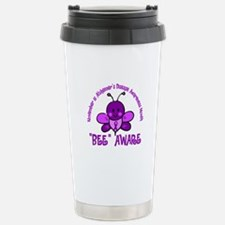 Alzheimers Awareness Month 4.2 Travel Mug