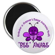 Alzheimers Awareness Month 4.2 Magnet