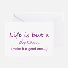 Unique Dream Greeting Cards (Pk of 10)