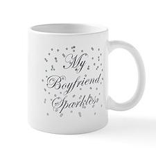 """My Boyfriend Sparkles"" Mug"