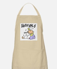 Heavenly BBQ Apron