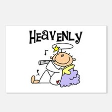 Heavenly Postcards (Package of 8)