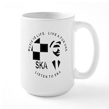 Listen To Ska Mug