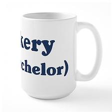 Zackery the bachelor Mug