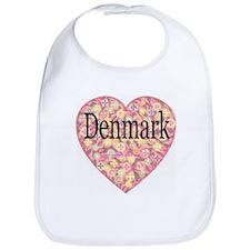 LOVE Denmark Bib