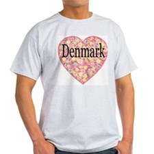 LOVE Denmark Ash Grey T-Shirt