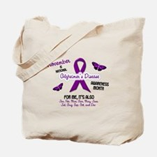 Alzheimers Awareness Month 2.1 Tote Bag