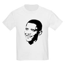 Smiling Obama T-Shirt