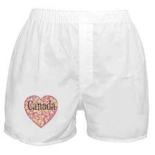 LOVE Canada Boxer Shorts