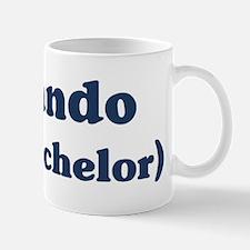 Rolando the bachelor Mug