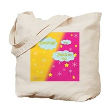 Peace Makers Tote Bag