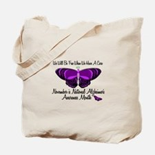 Alzheimers Awareness Month 3.1 Tote Bag