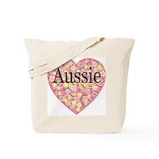 LOVE Aussie Tote Bag