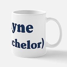 Shayne the bachelor Mug