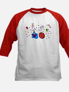 Let's Cellebrate Kids Baseball Jersey