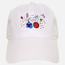Let's Cellebrate Baseball Baseball Cap