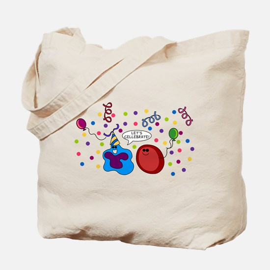 Let's Cellebrate Tote Bag