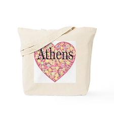 LOVE Athens Tote Bag