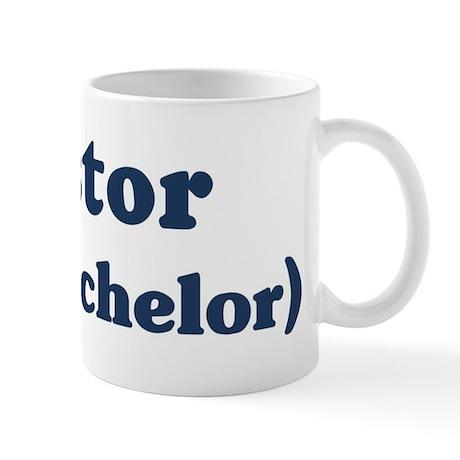 Nestor the bachelor Mug