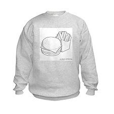 Burger 'n' Fries - Sweatshirt