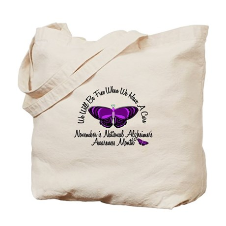 Alzheimers Awareness Month 3.2 Tote Bag