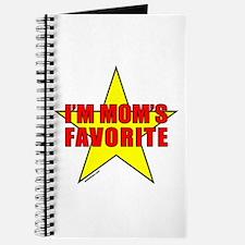 I'M MOM'S FAVORITE Journal