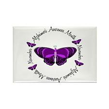 Alzheimers Awareness Month 3.3 Rectangle Magnet