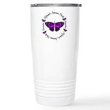 Alzheimers Awareness Month 3.3 Travel Mug