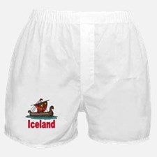 IS-2 Longboat Boxer Shorts