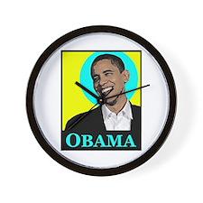 Charmastic Obama Wall Clock