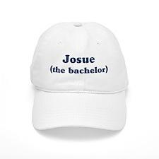 Josue the bachelor Baseball Baseball Cap