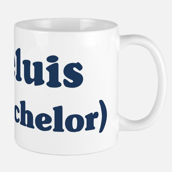Joseluis the bachelor Mug