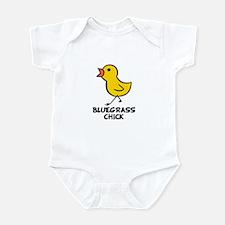 Bluegrass Chick Infant Bodysuit