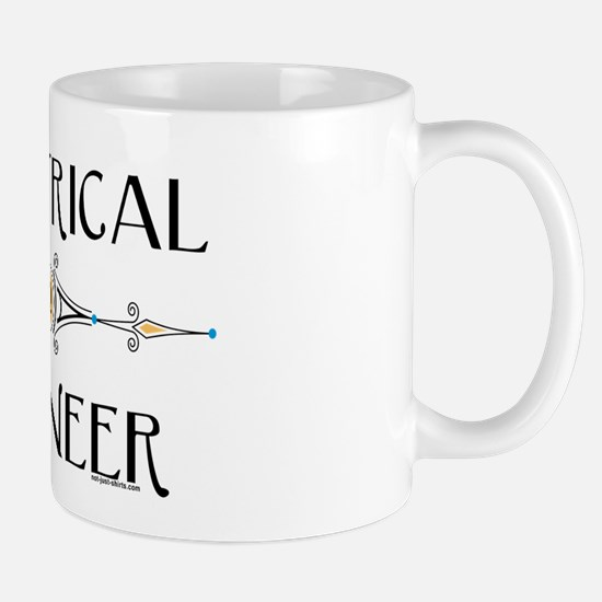 Electrical Engineer Line Mug