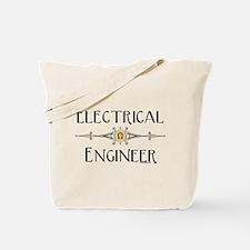 Electrical Engineer Line Tote Bag