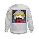 I Survived an IEP Kids Sweatshirt