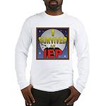 I Survived an IEP Long Sleeve T-Shirt