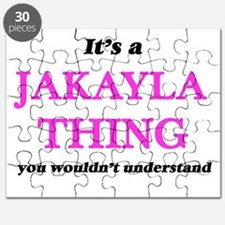 It's a Jakayla thing, you wouldn't Puzzle