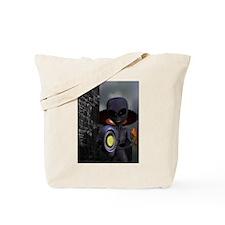 Evil Aliens Tote Bag