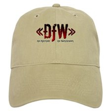 Cute Dfw Baseball Cap