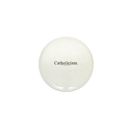 Catholicism. The original & Mini Button (100 pac